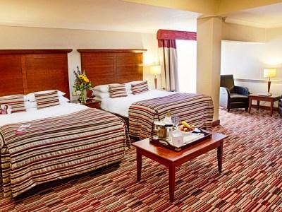 bedroom 3 - hotel kimpton charlotte square - edinburgh, united kingdom