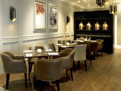 restaurant - hotel kimpton charlotte square - edinburgh, united kingdom