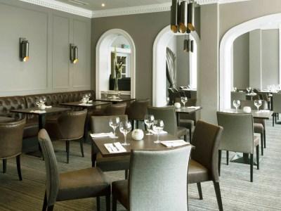 restaurant 1 - hotel kimpton charlotte square - edinburgh, united kingdom