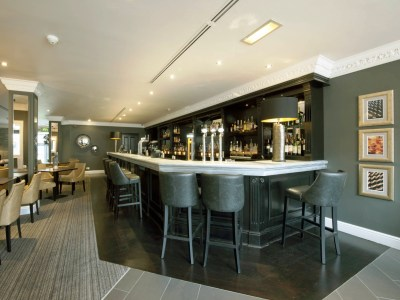 bar - hotel kimpton charlotte square - edinburgh, united kingdom