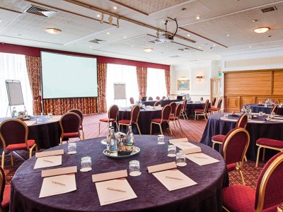 conference room - hotel kimpton charlotte square - edinburgh, united kingdom