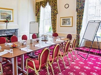 conference room 1 - hotel kimpton charlotte square - edinburgh, united kingdom