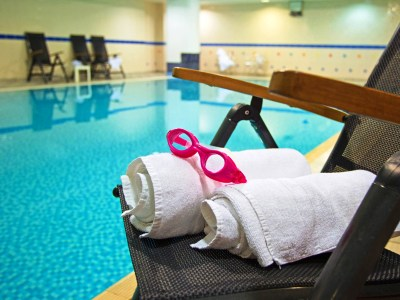 indoor pool - hotel kimpton charlotte square - edinburgh, united kingdom