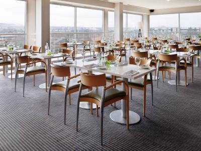 restaurant - hotel holiday inn edinburgh - edinburgh, united kingdom