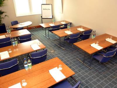 conference room 2 - hotel holiday inn edinburgh - edinburgh, united kingdom