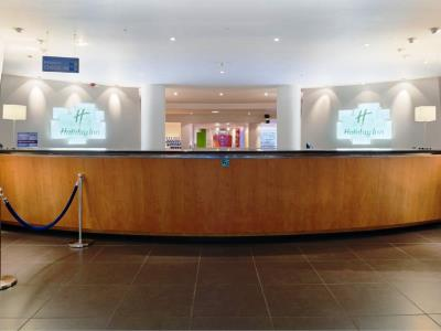 lobby - hotel holiday inn edinburgh - edinburgh, united kingdom