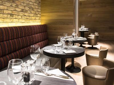 restaurant 1 - hotel ibis centre south bridge - edinburgh, united kingdom