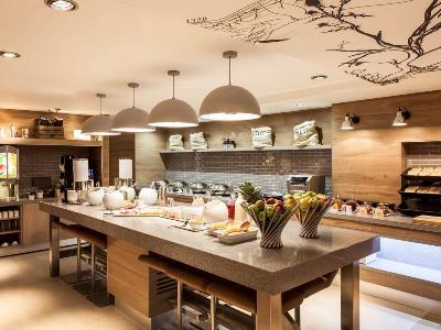 restaurant - hotel ibis centre south bridge - edinburgh, united kingdom