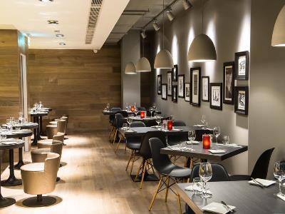 restaurant 2 - hotel ibis centre south bridge - edinburgh, united kingdom