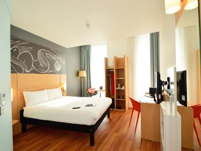 bedroom 4 - hotel ibis centre south bridge - edinburgh, united kingdom