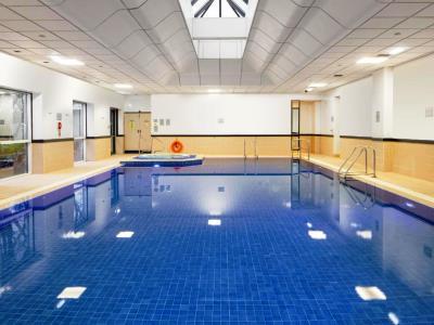 indoor pool - hotel crowne plaza glasgow - glasgow, united kingdom