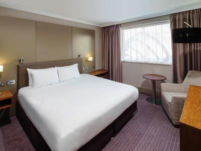 suite - hotel crowne plaza glasgow - glasgow, united kingdom