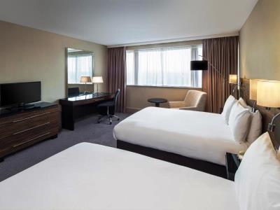 bedroom 1 - hotel crowne plaza glasgow - glasgow, united kingdom