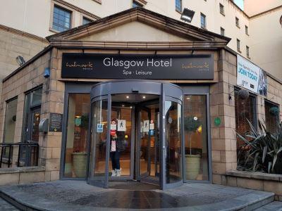 exterior view - hotel glasgow argyle by best western - glasgow, united kingdom