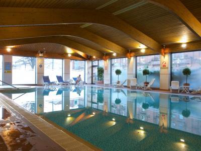 indoor pool - hotel glasgow argyle by best western - glasgow, united kingdom