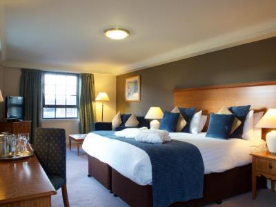 bedroom - hotel glasgow argyle by best western - glasgow, united kingdom