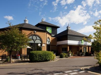 exterior view - hotel holiday inn gloucester cheltenham - gloucester, united kingdom