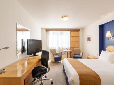 bedroom - hotel holiday inn gloucester cheltenham - gloucester, united kingdom