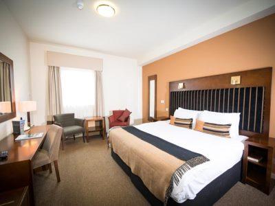 bedroom - hotel columba - inverness, united kingdom