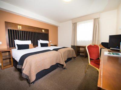 bedroom 1 - hotel columba - inverness, united kingdom