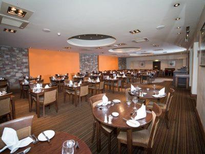 restaurant - hotel columba - inverness, united kingdom