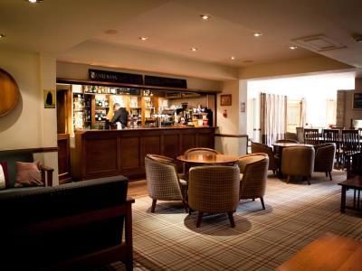 bar - hotel lancaster house - lancaster, united kingdom