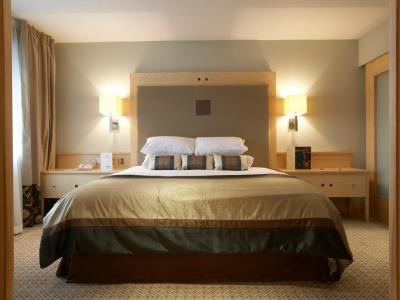 bedroom - hotel lancaster house - lancaster, united kingdom