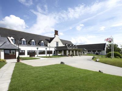 exterior view - hotel lancaster house - lancaster, united kingdom