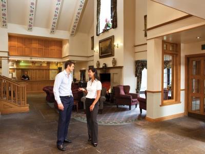 lobby - hotel lancaster house - lancaster, united kingdom