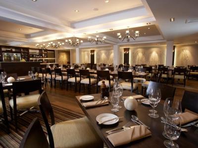 restaurant - hotel lancaster house - lancaster, united kingdom