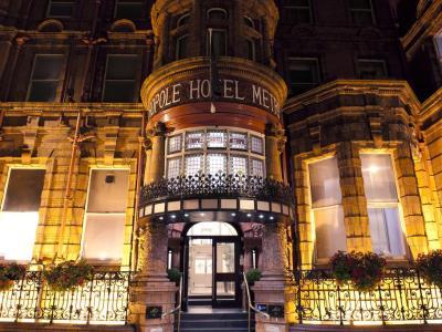 exterior view - hotel met - leeds, united kingdom