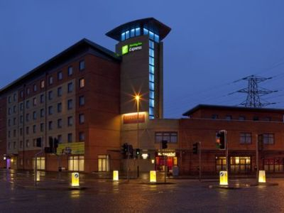 Holiday Inn Exp Leicester-Walkers