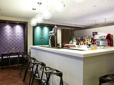 bar - hotel ibis styles centre dale street - liverpool, united kingdom