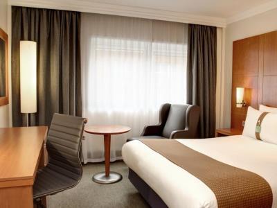 bedroom - hotel holiday inn london - regent's park - london, united kingdom