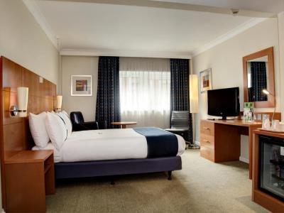 bedroom 1 - hotel holiday inn london - regent's park - london, united kingdom