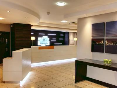 lobby - hotel holiday inn london - regent's park - london, united kingdom