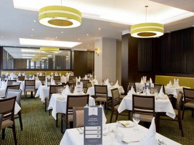 restaurant - hotel president - london, united kingdom