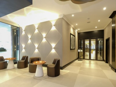 lobby 1 - hotel president - london, united kingdom