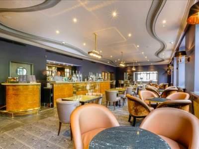 bar - hotel tavistock - london, united kingdom