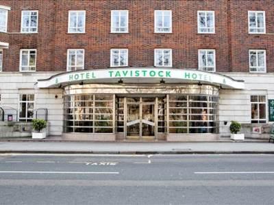 exterior view - hotel tavistock - london, united kingdom