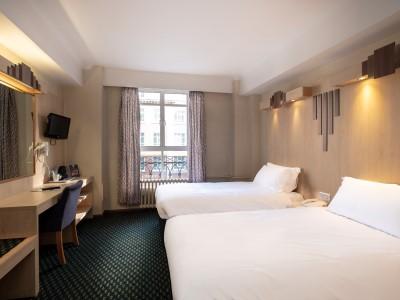 bedroom - hotel tavistock - london, united kingdom