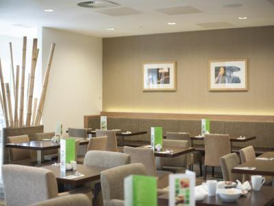 restaurant - hotel holiday inn london - stratford city - london, united kingdom