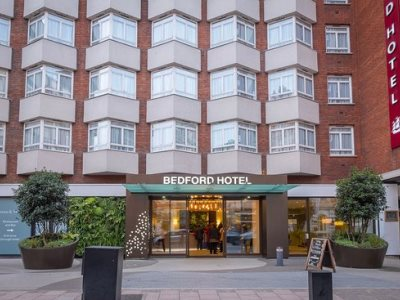 exterior view - hotel bedford - london, united kingdom
