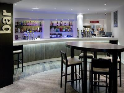 bar - hotel holiday inn bloomsbury - london, united kingdom