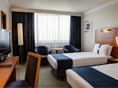 bedroom 1 - hotel holiday inn bloomsbury - london, united kingdom