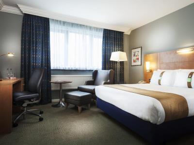 bedroom 2 - hotel holiday inn bloomsbury - london, united kingdom