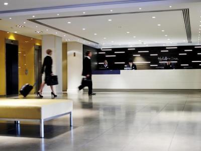lobby - hotel holiday inn bloomsbury - london, united kingdom