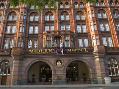 ホテル マンチェスター