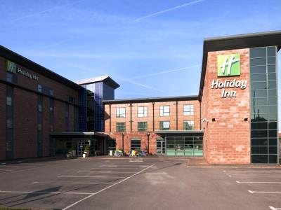 exterior view - hotel holiday inn central park - manchester, united kingdom