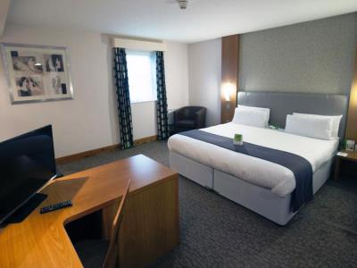 bedroom 4 - hotel holiday inn central park - manchester, united kingdom